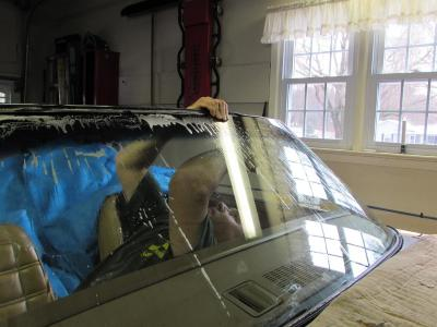 68-70 B body windshield installation 101 | For Plymouth Road