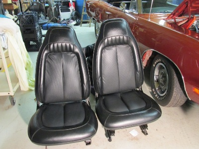 For Sale 1970 Plymouth Roadrunner Interior Seat Covers