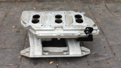 WANTED - Weiand P3690982 440(RB) 6bbl intake manifold | For