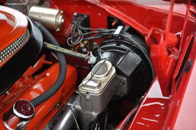 correct brake booster and master cylinder for 69 b body | For